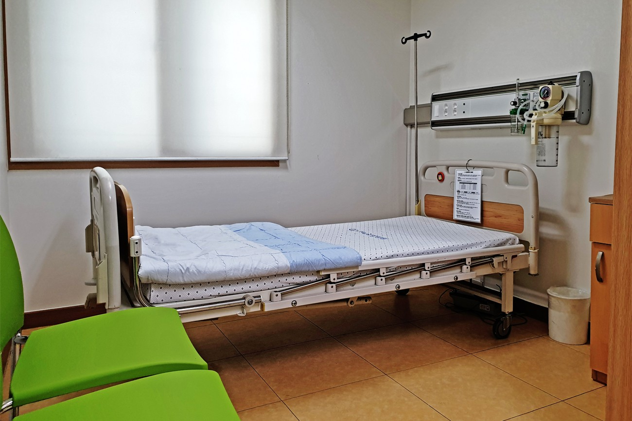 시티요양병원 임종실